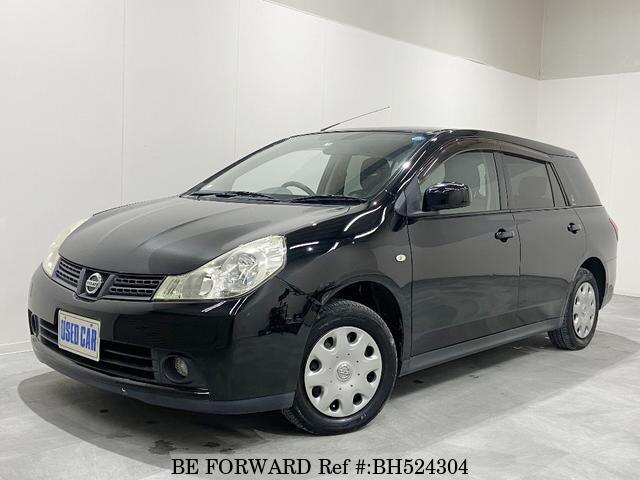 Used 2007 NISSAN WINGROAD BH524304 for Sale