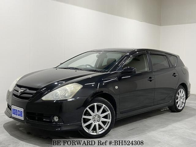Used 2005 TOYOTA CALDINA BH524308 for Sale