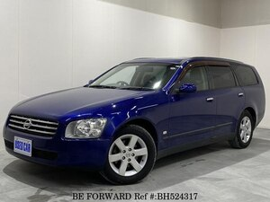 Used 2002 NISSAN STAGEA BH524317 for Sale