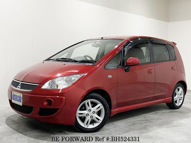 Used 2007 MITSUBISHI COLT BH524331 for Sale