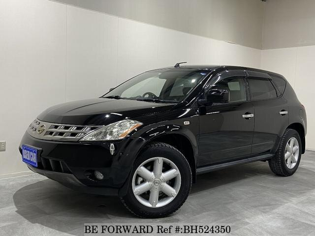 Used 2005 NISSAN MURANO BH524350 for Sale