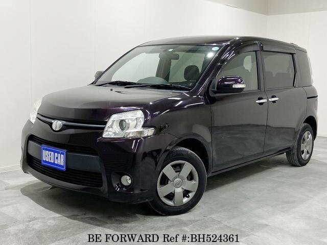 Used 2011 TOYOTA SIENTA BH524361 for Sale