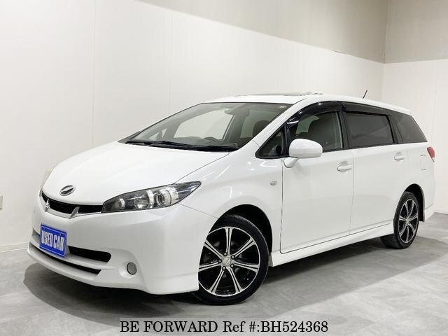 Used 2009 TOYOTA WISH BH524368 for Sale