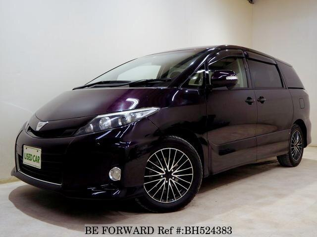 Used 2012 TOYOTA ESTIMA BH524383 for Sale