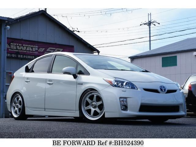 Used 2011 TOYOTA PRIUS BH524390 for Sale