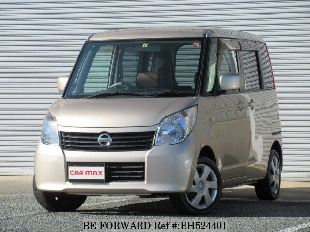 Used 2012 NISSAN ROOX BH524401 for Sale