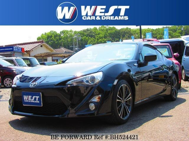 Used 2015 TOYOTA 86 BH524421 for Sale