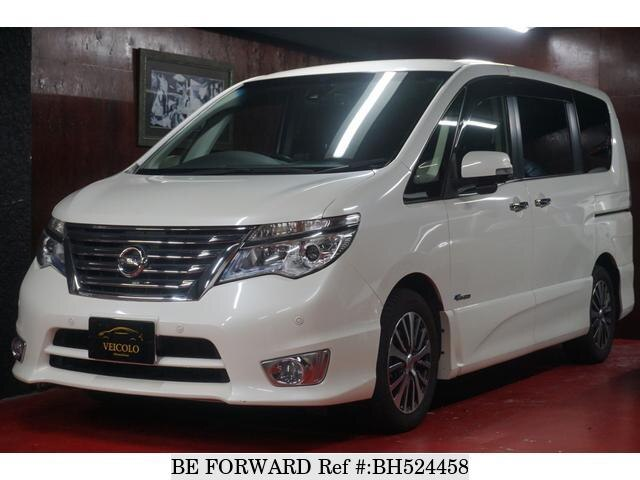 Used 2014 NISSAN SERENA BH524458 for Sale