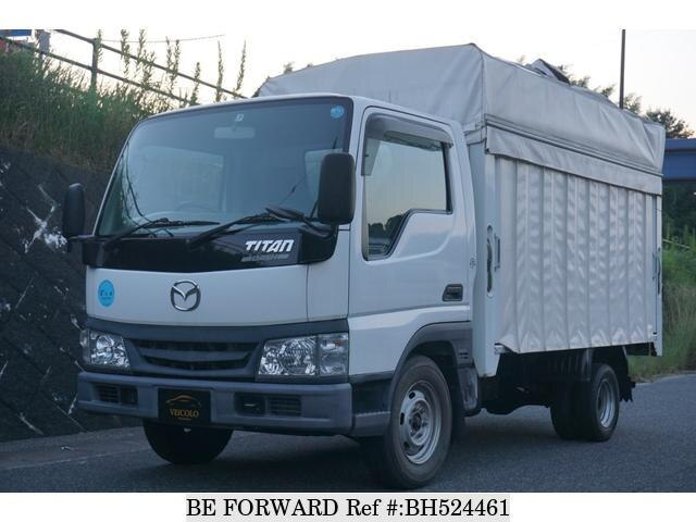 Used 2005 MAZDA TITAN DASH BH524461 for Sale
