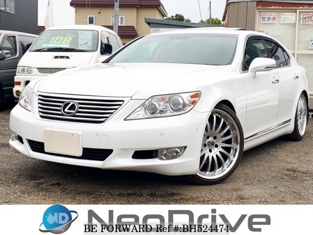 Used 2010 LEXUS LS BH524474 for Sale