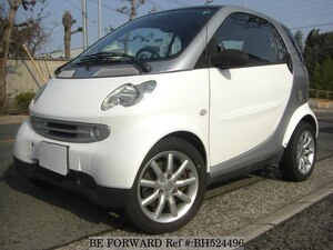 Used 2006 SMART FORTWO BH524496 for Sale