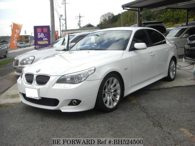 Used 2005 BMW 5 SERIES BH524500 for Sale