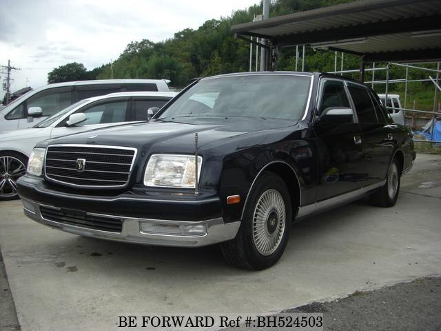 Used 1997 TOYOTA CENTURY BH524503 for Sale