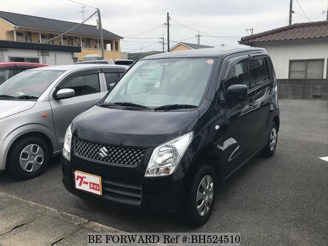Used 2010 SUZUKI WAGON R BH524510 for Sale