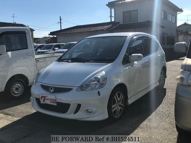 Used 2005 HONDA FIT BH524511 for Sale