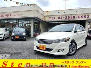 Used 2010 HONDA STREAM BH524520 for Sale