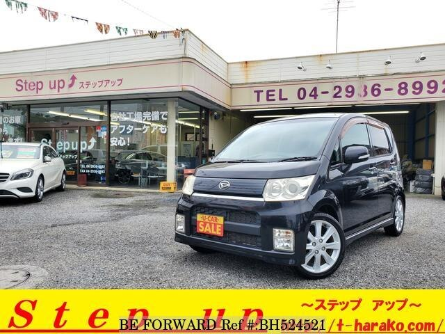 Used 2009 DAIHATSU MOVE BH524521 for Sale
