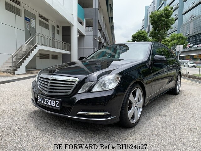 Used 2012 MERCEDES-BENZ E-CLASS BH524527 for Sale