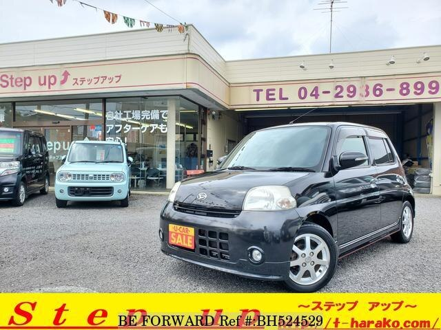 Used 2009 DAIHATSU ESSE BH524529 for Sale