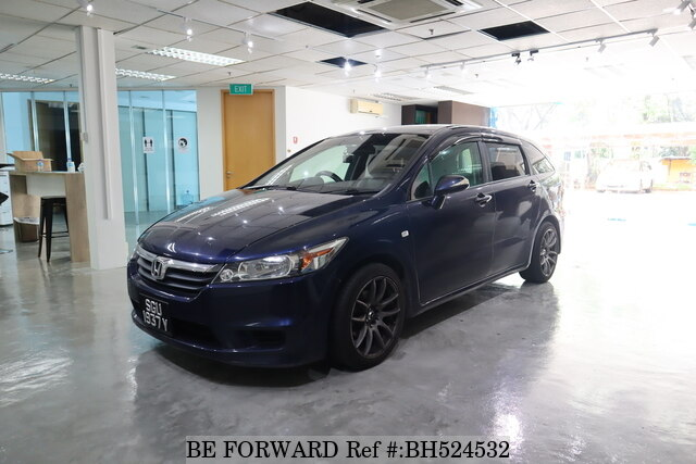 Used 2007 HONDA STREAM BH524532 for Sale