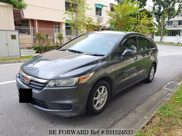 Used 2011 HONDA STREAM BH524537 for Sale