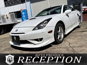 Used 2004 TOYOTA CELICA BH524565 for Sale