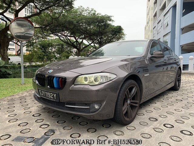 Used 2012 BMW 5 SERIES BH524580 for Sale