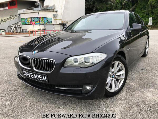 Used 2012 BMW 5 SERIES BH524592 for Sale