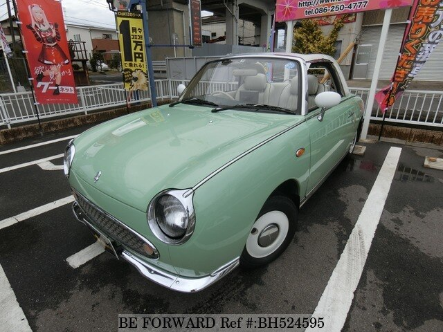 Used 1991 NISSAN FIGARO BH524595 for Sale