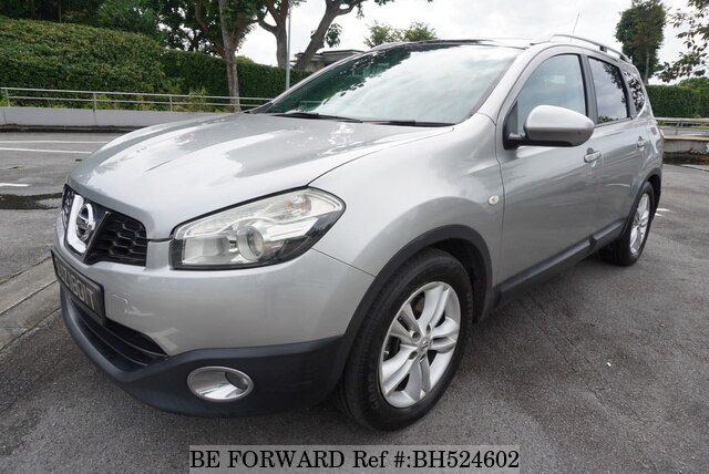 Used 2010 NISSAN QASHQAI BH524602 for Sale