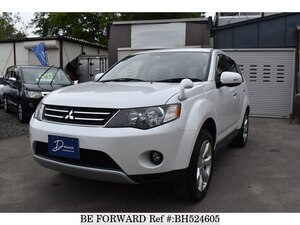 Used 2009 MITSUBISHI OUTLANDER BH524605 for Sale