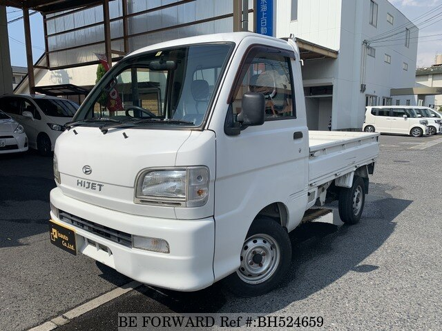 Used 2002 DAIHATSU HIJET TRUCK BH524659 for Sale