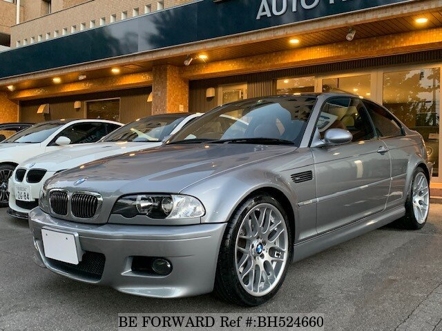 Used 2003 Bmw M3 Smgii Gh Bl32 For Sale Bh524660 Be Forward