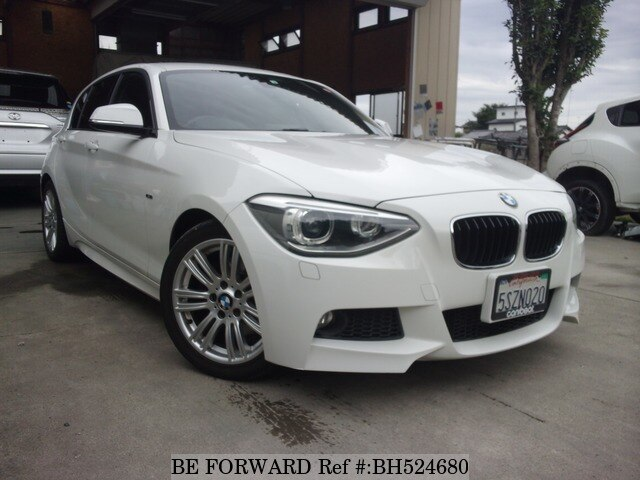 Used 2012 BMW 1 SERIES BH524680 for Sale