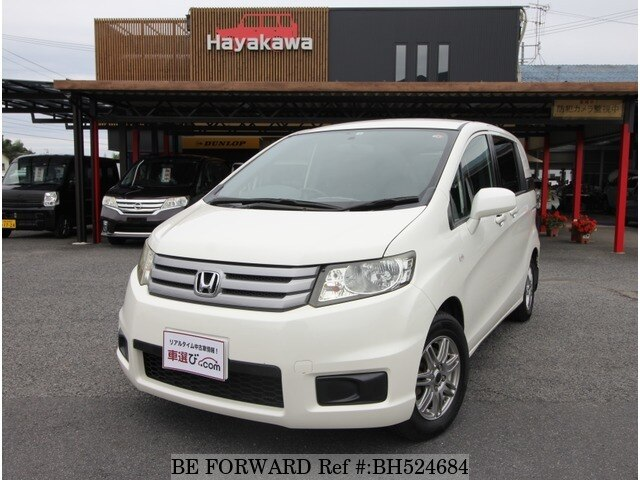 Used 2010 HONDA FREED SPIKE BH524684 for Sale