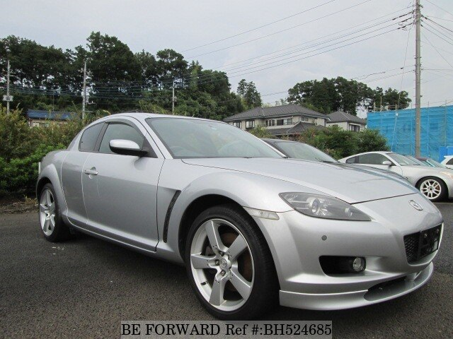 Used 2003 MAZDA RX-8 BH524685 for Sale
