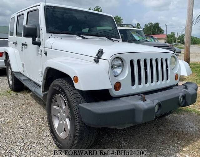 Used 2012 JEEP WRANGLER BH524700 for Sale