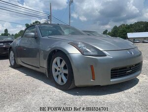 Used 2005 NISSAN 350Z BH524701 for Sale