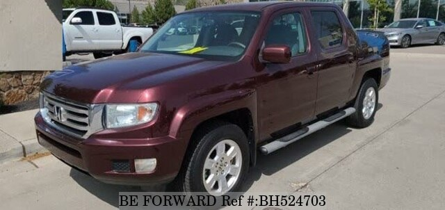 Used 2013 HONDA RIDGELINE BH524703 for Sale