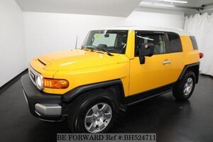 Used 2007 TOYOTA FJ CRUISER BH524711 for Sale