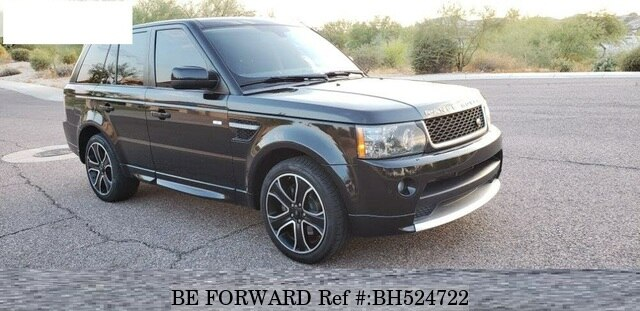 Used 2011 LAND ROVER RANGE ROVER BH524722 for Sale