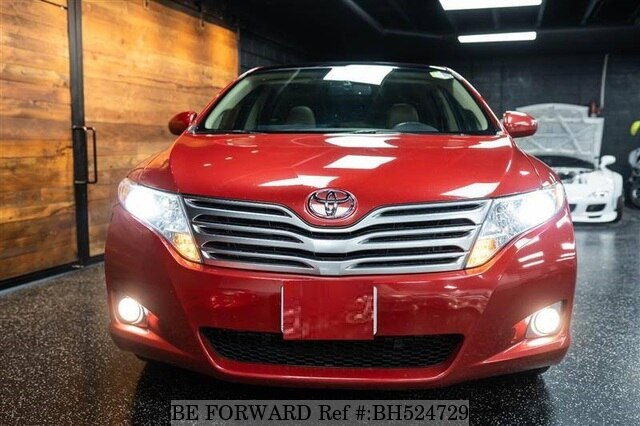 Used 2011 TOYOTA VENZA BH524729 for Sale