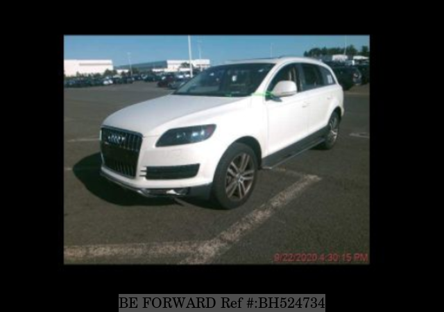 Used 2009 AUDI Q7 BH524734 for Sale