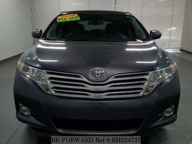 Used 2010 TOYOTA VENZA BH524737 for Sale