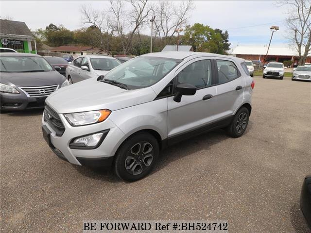 Used 2018 FORD ECOSPORTS BH524742 for Sale