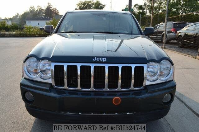Used 2005 JEEP GRAND CHEROKEE BH524744 for Sale