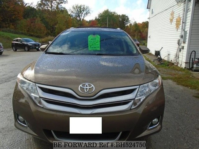 Used 2013 TOYOTA VENZA BH524750 for Sale