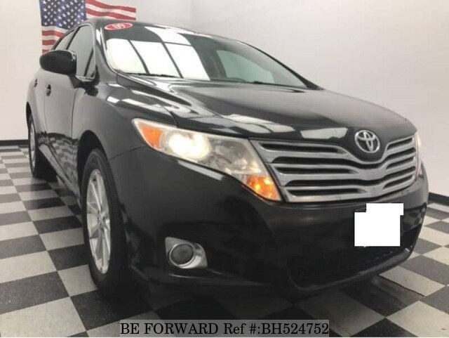 Used 2009 TOYOTA VENZA BH524752 for Sale