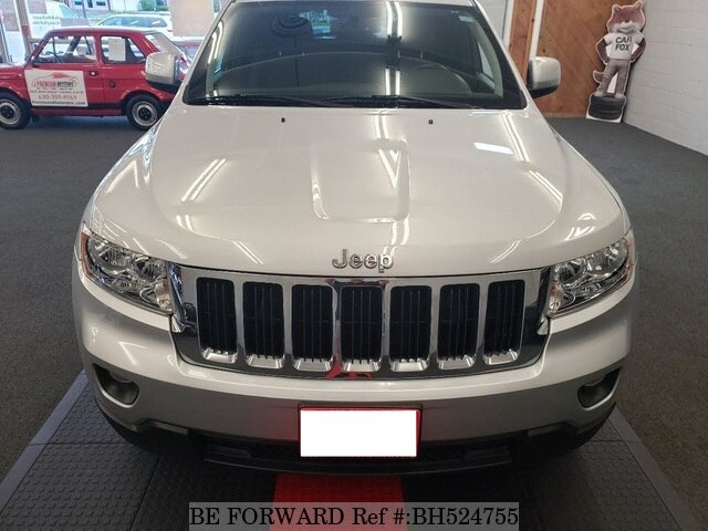 Used 2012 JEEP GRAND CHEROKEE BH524755 for Sale