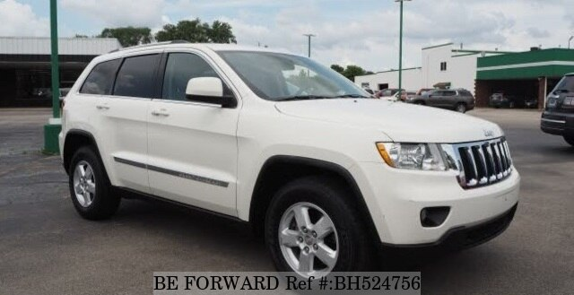 Used 2011 JEEP GRAND CHEROKEE BH524756 for Sale